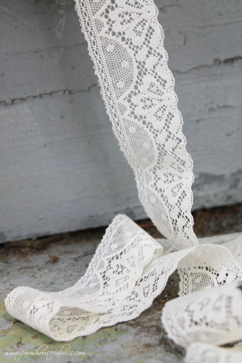 Farmhouse Fabrics-English Lace