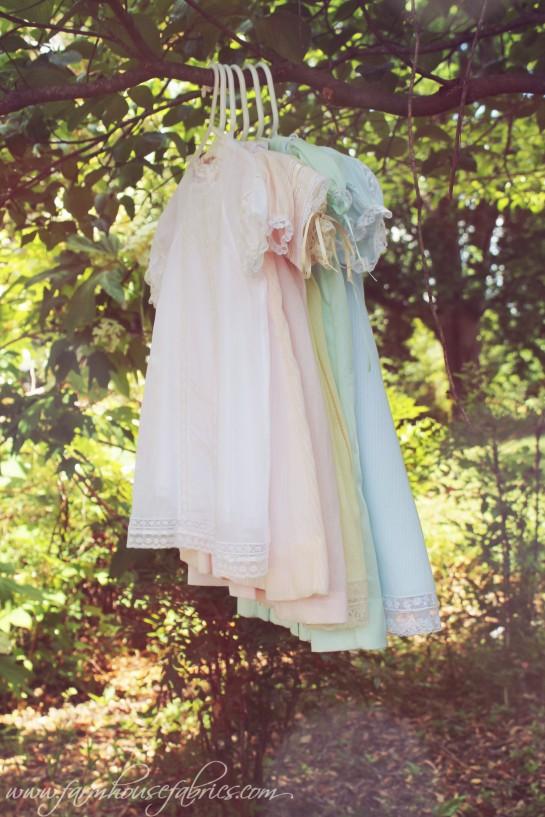 Farmhouse Fabrics Heirloom Textiles