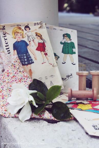 Farmhouse Fabrics Vintage Patterns-blog