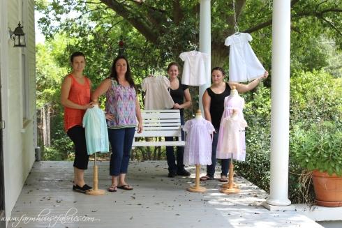 Farmhouse Fabrics Heirloom Sewing Shop
