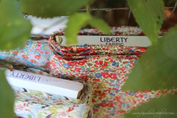 Farmhouse Fabrics Liberty Lawn