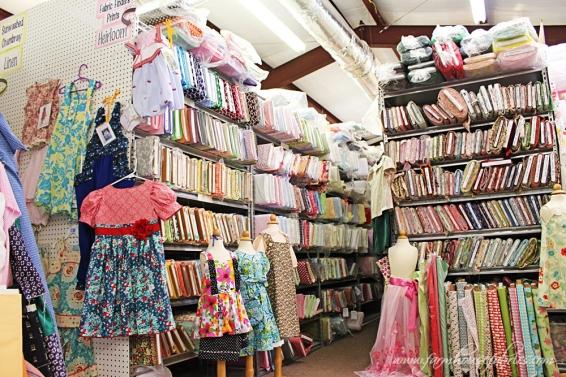 Farmhouse Fabrics Shop