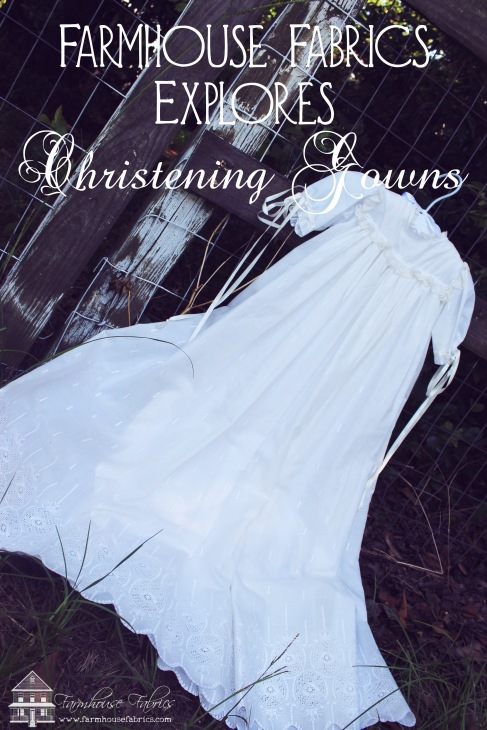 Christening Gown Header