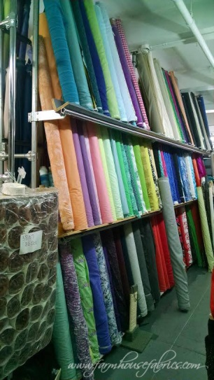 Farmhouse Fabrics Warehouse Shopping 5