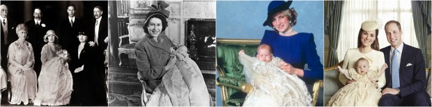 Royal Family Christening Gown